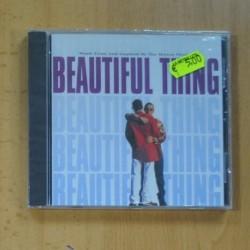 VARIOS - BEAUTIFUL THING - CD