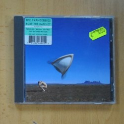 THE CRANBERRIES - BURY THE HATCHET - CD