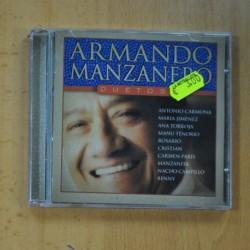 ARMANDO MANZANERO - DUETOS - CD