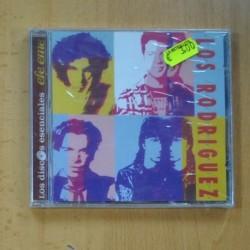 LOS RODRIGUEZ - SIN DOCUMENTOS - CD