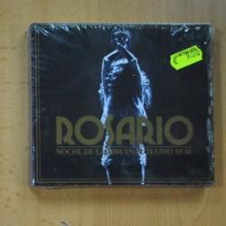 ROSARIO - NOCHE DE GLORIA EN EL TEATRO REAL - CD