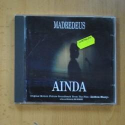 VARIOS - MADREDEUS AINDA - CD