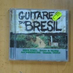 VARIOS - GUITARES DU BRESIL - CD