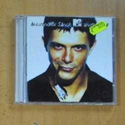 ALEJANDRO SANZ - UNPLUGGED - CD