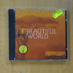 BEAUTIFUL WORLD - IN EXISTENTE - CD
