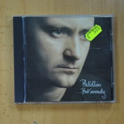 PHIL COLLINS - BUT SERIOUSLY - CD