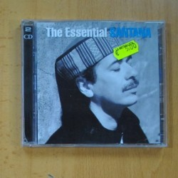 SANTANA - THE ESSENTIAL - 2 CD