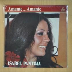 ISABEL PANTOJA - AMANTE... AMANTE - LP
