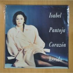 ISABEL PANTOJA - CORAZON HERIDO - LP
