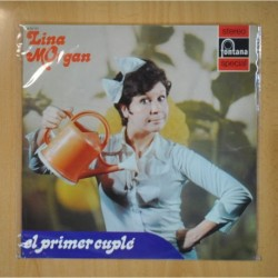 LINA MORGAN - EL PRIMER CUPLE - LP