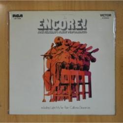 JOSE FELICIANO - ENCORE! JOSE FELICIANO FINEST PERFORMANCES - LP