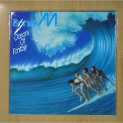 BONEY M. - OCEANS OF FANTASY - LP