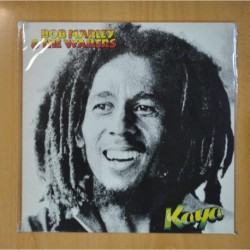 BOB MARLEY & THE WAILERS - KAYA - LP