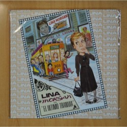 LINA MORGAN - LINA MORGAN EN EL TRANVIA - LP