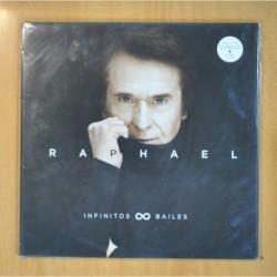 RAPHAEL - INFINITOS BAILES + CD - LP