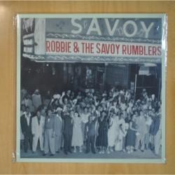 ROBBIE & THE SAVOY RUMBLERS - ROBBIE & THE SAVOY RUMBLERS - MAXI