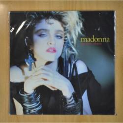 MADONNA - THE FIRST ALBUM - LP
