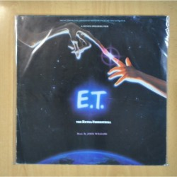 JOHN WILLIAMS - E.T. - BSO - LP