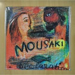 GEORGES MOUSTAKI - DECLARATION - LP