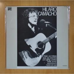 HILARIO CAMACHO - HILARIO CAMACHO - LP