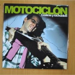 MOTOCICLON - COSTRAS Y TACHUELAS - GATEFOLD - LP