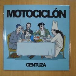 MOTOCICLON - GENTUZA - LP