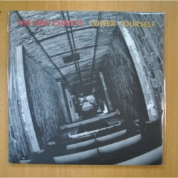 THE NEW CHRISTS - LOWER YOURSELF - GATEFOLD - 2 LP