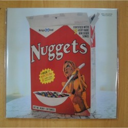 VARIOS - MICHIGAN BRAND NUGGETS - GATEFOLD - 2 LP
