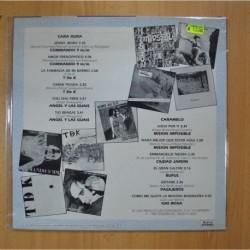 EUMIR DEODATO - DEODATO WHIRWINDS - GATEFOLD - LP