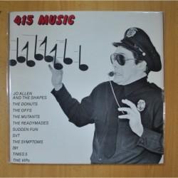 VARIOS - 415 MUSIC - LP