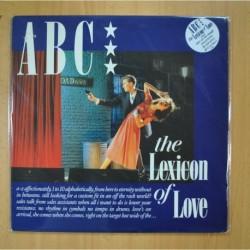 ABC - THE LEXICON OF LOVE - LP