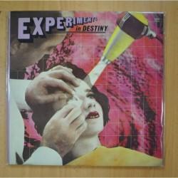 VARIOS - EXPERIMENTS IN DESTINY - GATEFOLD - 2 LP