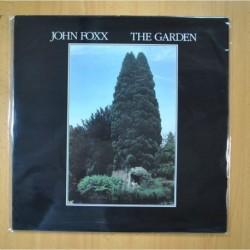 JOHN FOXX - THE GARDEN - LP