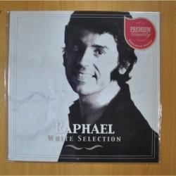 RAPHAEL - WHITE SELECTION - LP