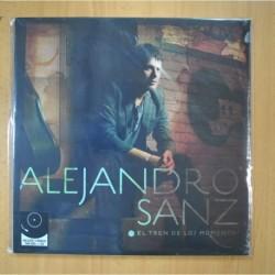 ALEJANDRO SANZ - EL TREN DE LOS MOMENTOS + CD - LP
