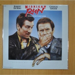 DANNY ELFMAN - MIDNIGHT RUN - BSO - LP