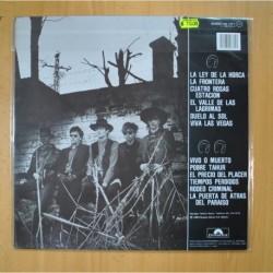 ROCK´N´ BORDES - MUERTE O GLORIA - LP