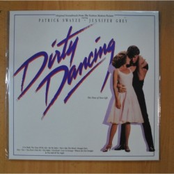 VARIOS - DIRTY DANCING - BSO - LP