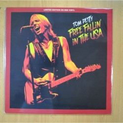 TOM PETTY - FREE FALLIN IN THE USA - LP