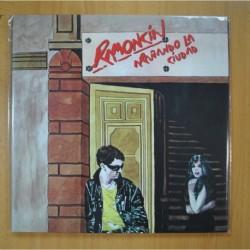 RAMONCIN - ARAÑANDO LA CIUDAD - NO CD - GATEFOLD - LP