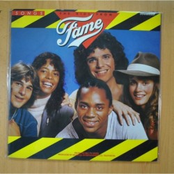 THE KIDS FROM FAME - SONGS - GATEFOLD - LP