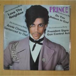 PRINCE - CONTROVERSY - LP