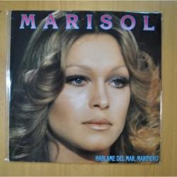 MARISOL - HABLAME DEL MAR MARINERO - LP