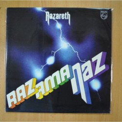NAZARETH - RAZAMANAZ - LP