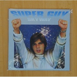 SUPER GUY - SKYWAY / SWEET CLAIRE ALICE - SINGLE