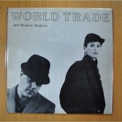 JEFF & JANE HUDSON - WORLD TRADE - MAXI