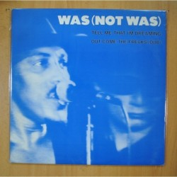 WAS (NOT WAS) - TELL ME THAT I M DREAMING / OUT COME THE FREAKS (DUB) - MAXI