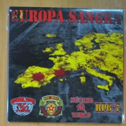 EUROPA SANGRA - VARIOS - EP