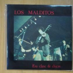 LOS MALDITOS - ESA CLASE DE CHICAS - SINGLE