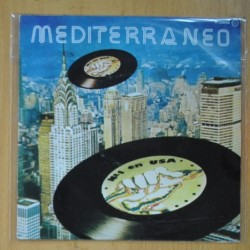 MEDITERRANEO - NUM 1 EN USA / PIDO LA PALABRA - SINGLE
